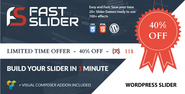 Fast Slider