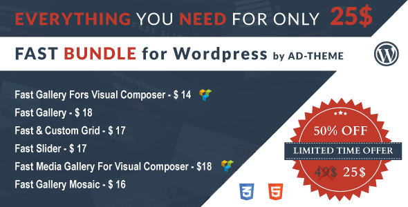 Fast Bundle by AD-Theme