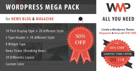 WP Mega Pack